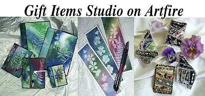 Andrus Gardens Quilted Gift Items on Artfire Picture